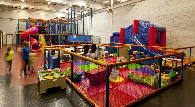 Sala zabaw dla dzieci — jak założyć taki biznes?